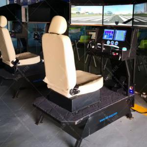支架式塞斯纳172飞行模拟器