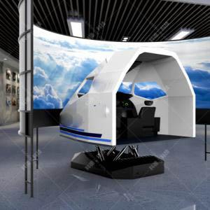 波音737飞机模拟器