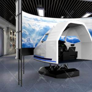 空客A320动感飞行模拟器