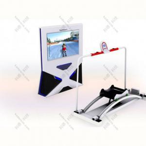 互动健身娱乐滑雪模拟器