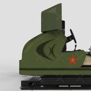 军用汽车驾驶模拟器-部队卡车模拟器-军用特种车型模拟